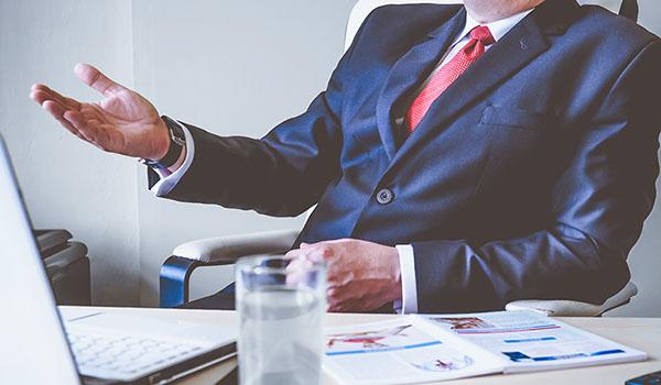 negociar, jefe, productividad