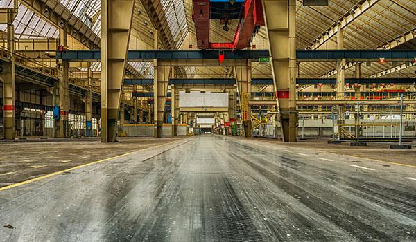 infraestructura, productividad