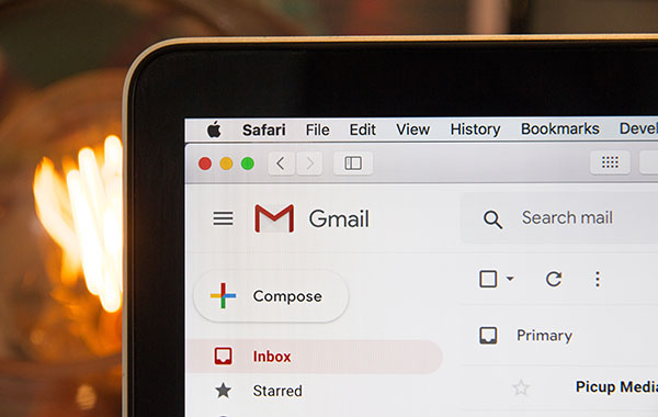 emails, acumulados, bandeja